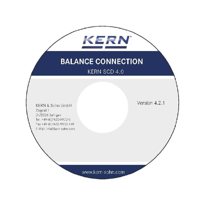 KERN Balance Connection