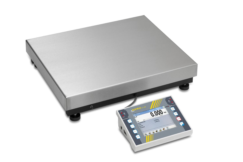 Hochmoderne Premium Touchscreen-Plattformwaagen mit dem kompletten Funktionsumfang für anspruchsvolle Prozesse