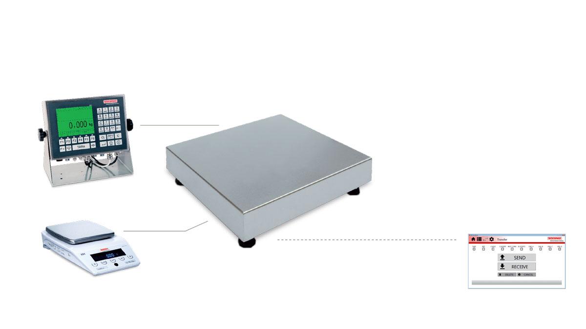 SOEHNLE Zählwaagen- System 5803