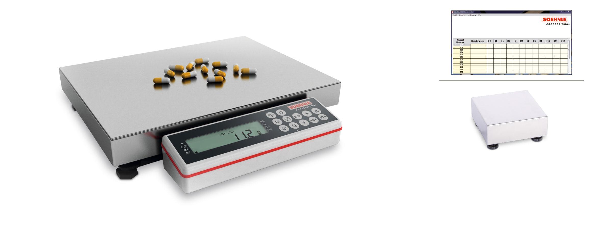 SOEHNLE Zählwaagen- System 5800
