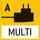 Universal-Netzadapter: mit Universaleingang und optionalen Eingangsstecker-Adaptern für EU, GB