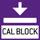 Kalibrierblock: Standard zur Justierung bzw. Richtigstellung des Messgerätes.