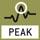 Peak-Hold-Funktion: Erfassung des Spitzenwertes innerhalb eines Messprozesses.