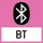 Datenschnittstelle Bluetooth: Zur Datenübertragung von Waage zu Drucker, PC oder anderen Peripheriegeräten.