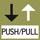 Push und Pull: Das Messgerät kann Zug- und Druckkräfte erfassen.