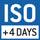 ISO-Kalibrierung möglich. Die Dauer der Bereitstellung der ISO-Kalibrierung ist im Piktogramm angegeben.