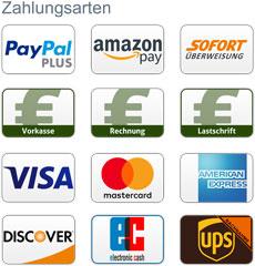 Zahlungsarten NEUMA24